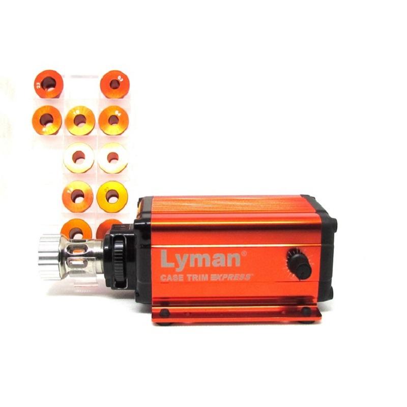 Lyman elektrischer Hülsentrimmer