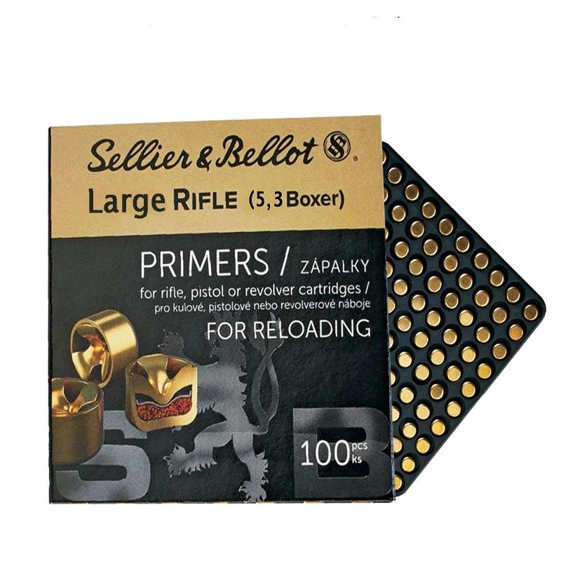 S&B Large Rifle