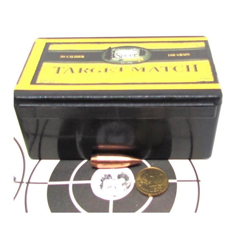 Speer Target Match .30/168gn