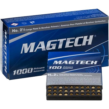 MagTech 2 ½ LP