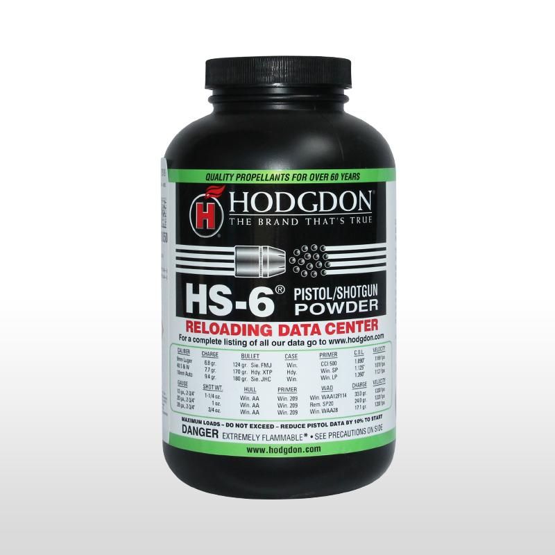 Hodgdon HS-6