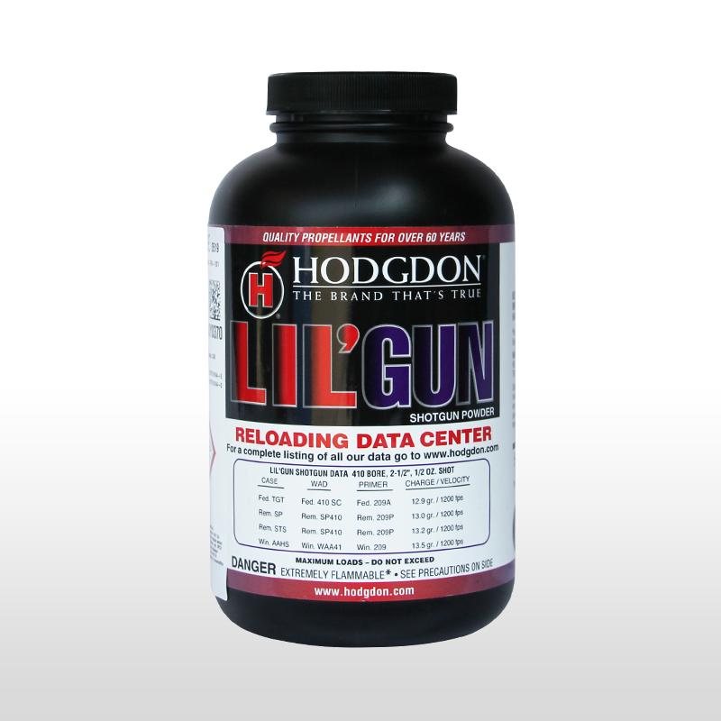 Hodgdon Lil' Gun