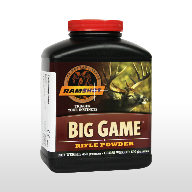 Ramshot Big Game
